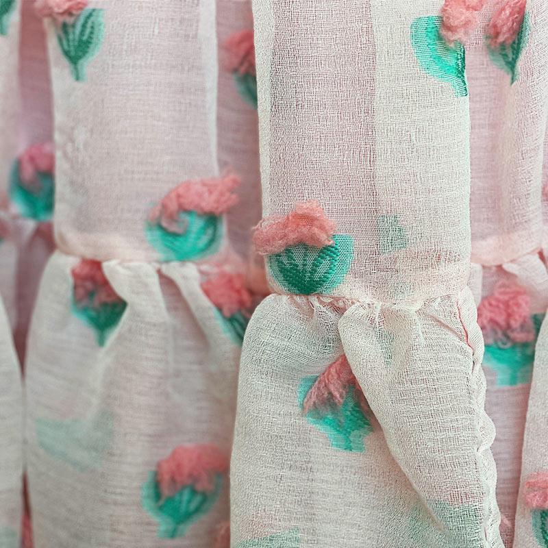 Produktbild Babydoll Kleid Material