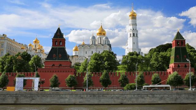 ทัวร์รัสเซีย พระราชวังเครมลิน มอสโคว์