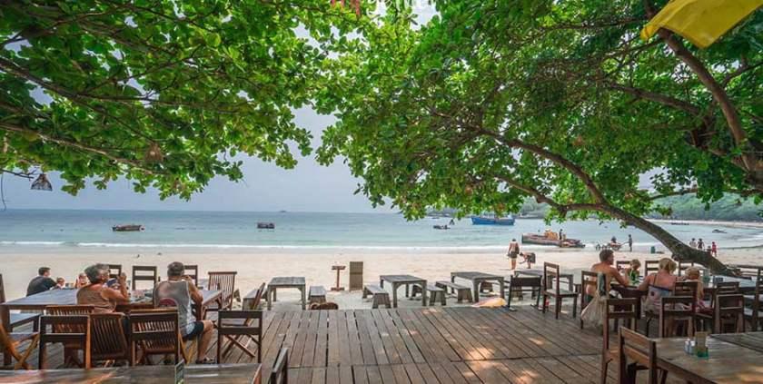 ที่พัก บน เกาะเสม็ด หาดทรายแก้ว