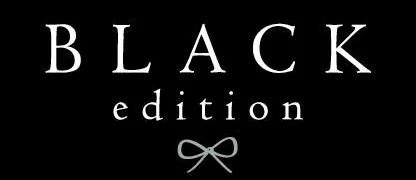 Black Edition Wallpaper Logo