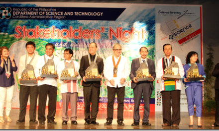 DOST-Stakeholder Night and Awarding of Science Ambasadors