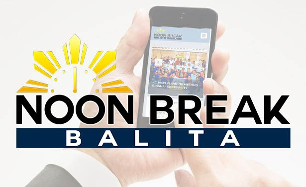 The New Face of Noon Break Balita