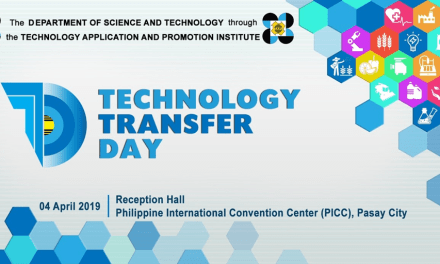 DOST-TAPI Celebrates National Technology Transfer Day