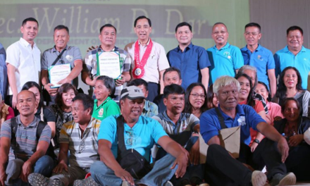 DA awards P1.2-B worth of agri-fishery projects to Region 1
