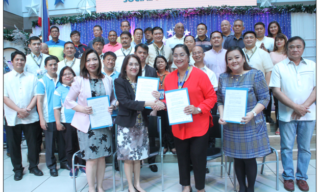 SSS forges partnership with Mandaluyong City Gov't; to benefit over 2,700 workers