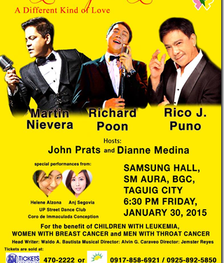 """Kailangan Kita"" A Different Kind of Love Concert"