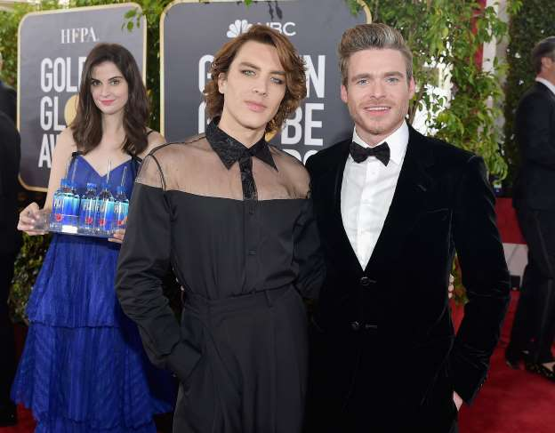 Fiji Water Girl Lands A Role On A Soap Opera After Going Viral At The Golden Globes