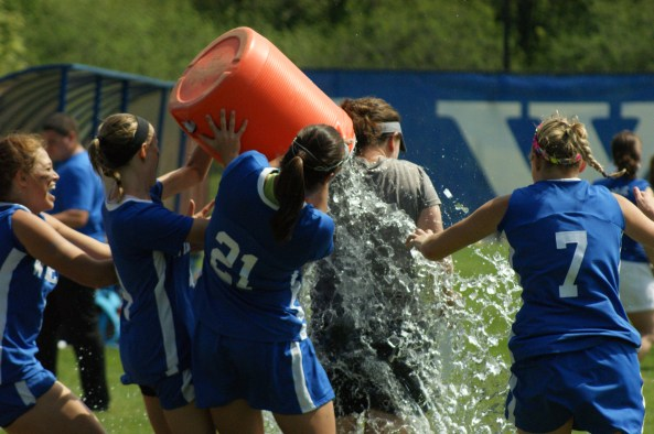 Can the Wheaton Lyons women's lacrosse team turn the tables in the NEWMAC? (Photo Credit: Matt Noonan for NoontimeSports.com)