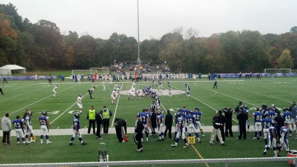 Curry College earned its second win of the season on Saturday against Coast Guard! (Photo Credit: Brian Willwerth)
