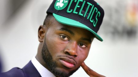 Jaylen Brown was the third overall pick in this year's NBA Draft. (Photo Credit: Boston.com)