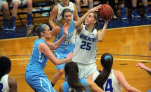 Kiley Shoemaker will continue her basketball career overseas with Gruner Stern Keltern. (Photo Credit: Wheaton College Athletics)