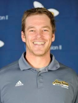 Tim Robbins was named the ninth head coach of the AIC men's lacrosse program on Friday. (PHOTO CREDIT: AIC Athletics)