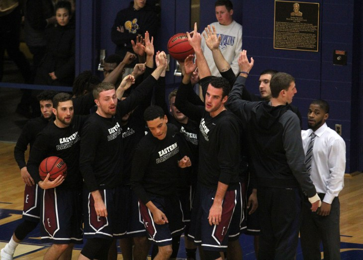 Eastern Connecticut State University kicked-off the second half of its 2016-17 campaign with an impressive win over Amherst College earlier this week. (PHOTO CREDIT: Eastern Connecticut State University Athletics)