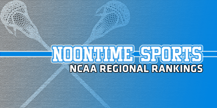 NCAA Regional Rankings