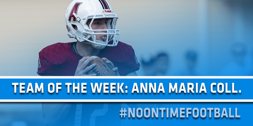 Anna Maria TEAM OF WEEK
