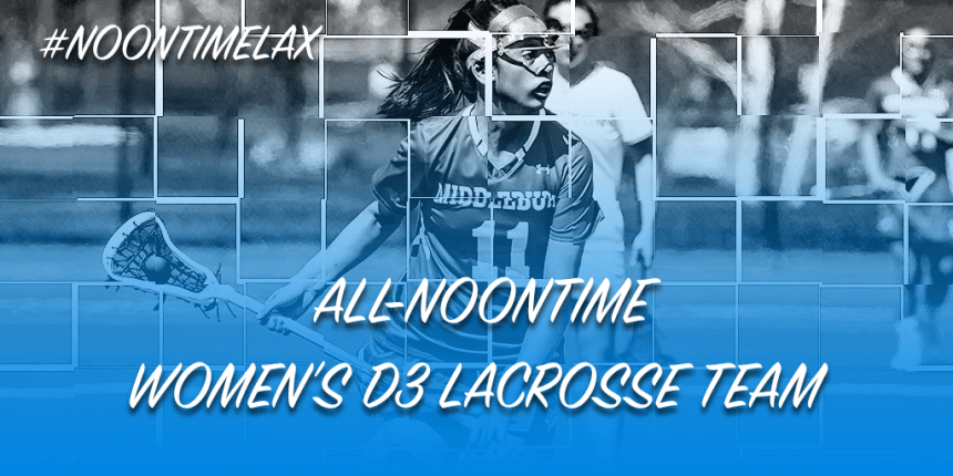 ALL NOONTIME WLAX 2019