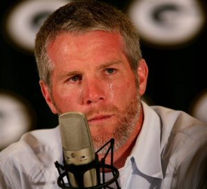 Another Year of Brett Favre Saga... Oh Boy!