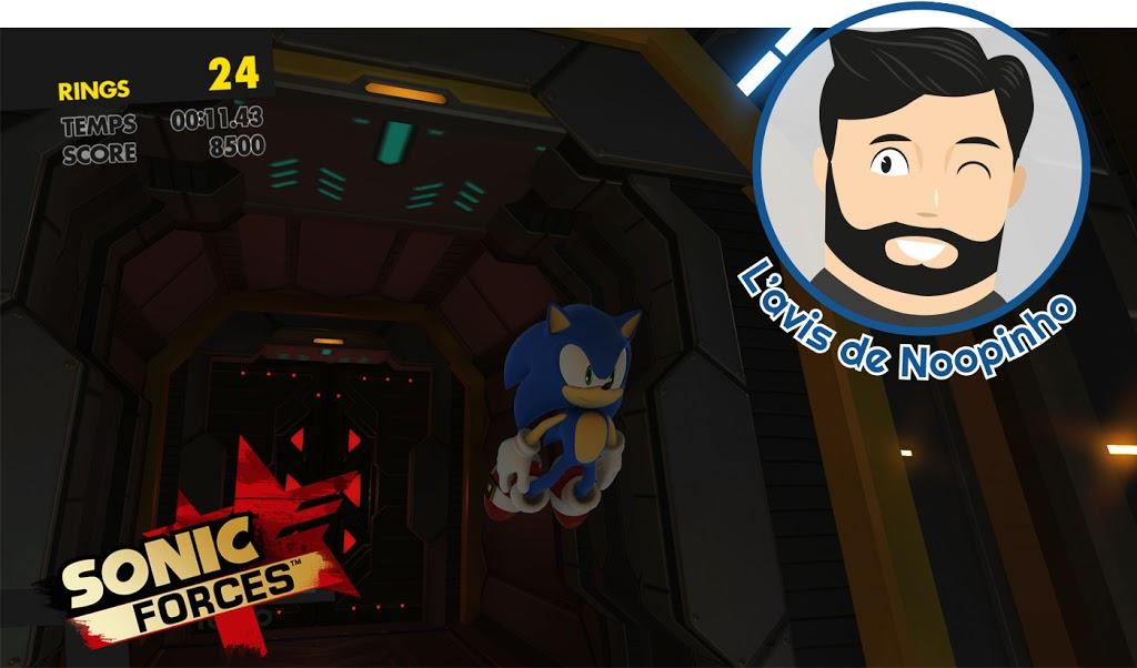 L'avis de Noopinho : Sonic Forces