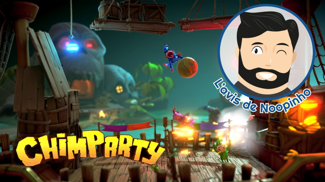 Le mini-avis de Noopinho : Chimparty