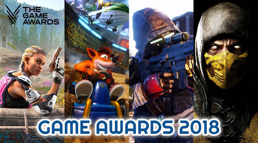 Dossier : Game Awards 2018