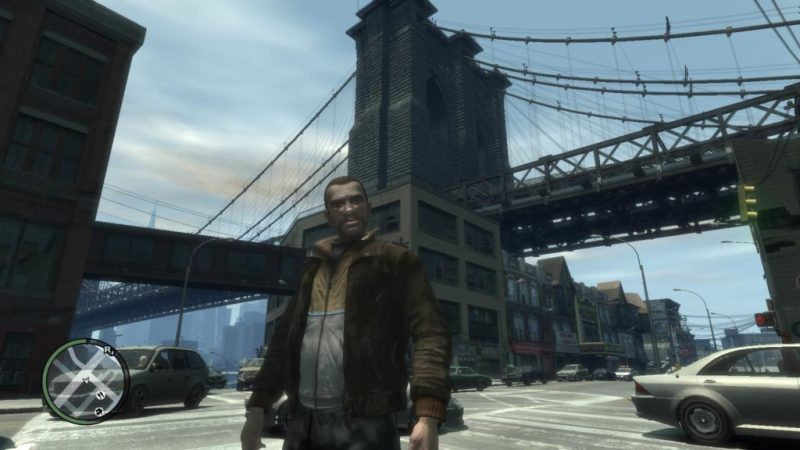 Grand Theft Auto : IV