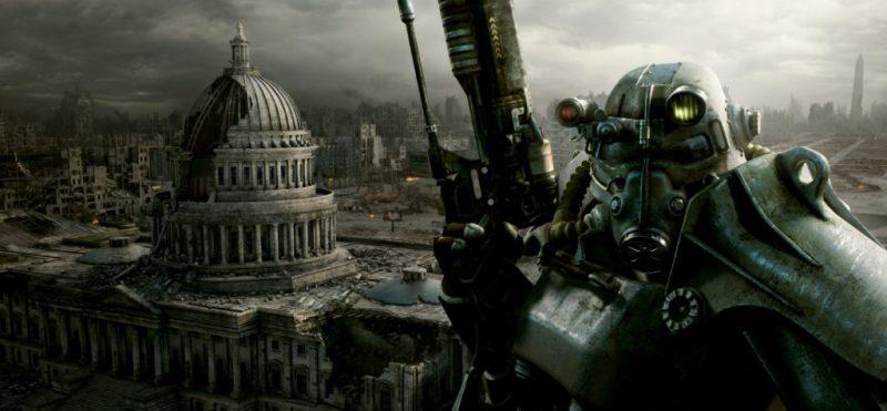 Fallout 3 & New Vegas remaster