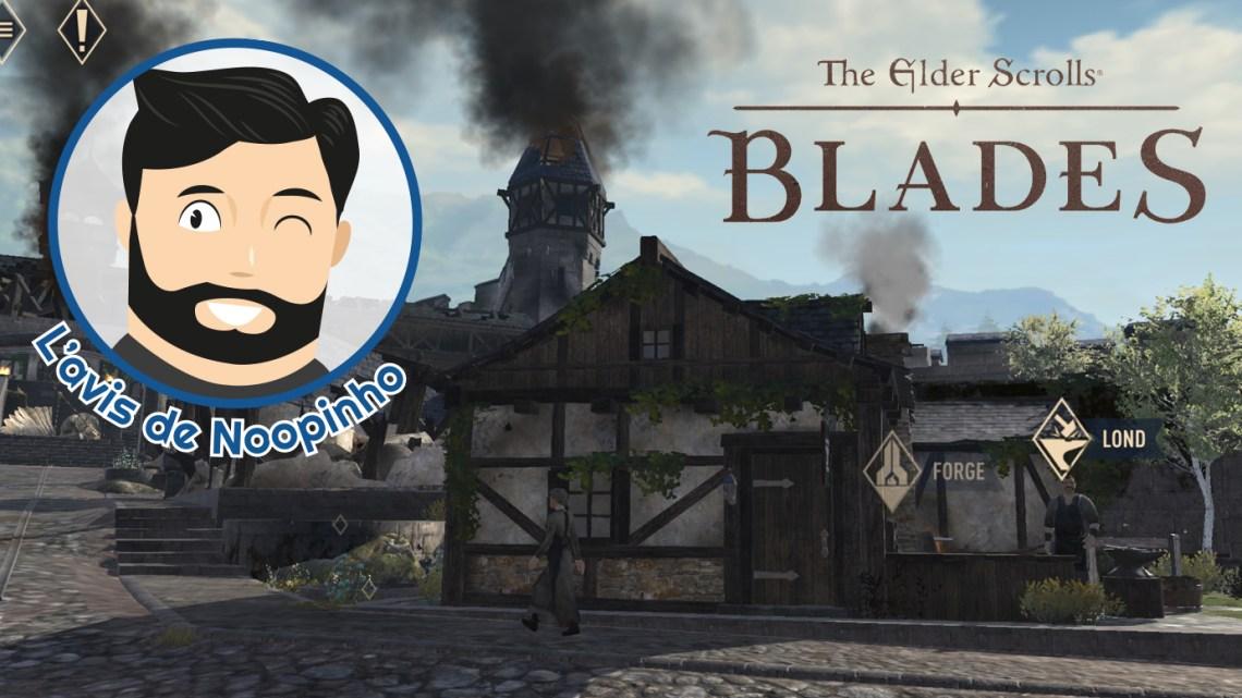 L'avis de Noopinho : Preview The Elder Scrolls Blades