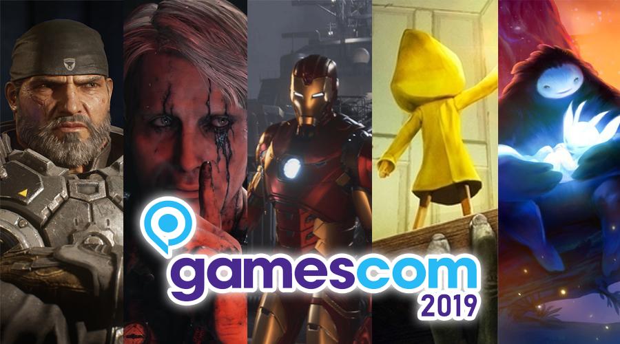 Dossier Gamescom 2019 : TOP 10