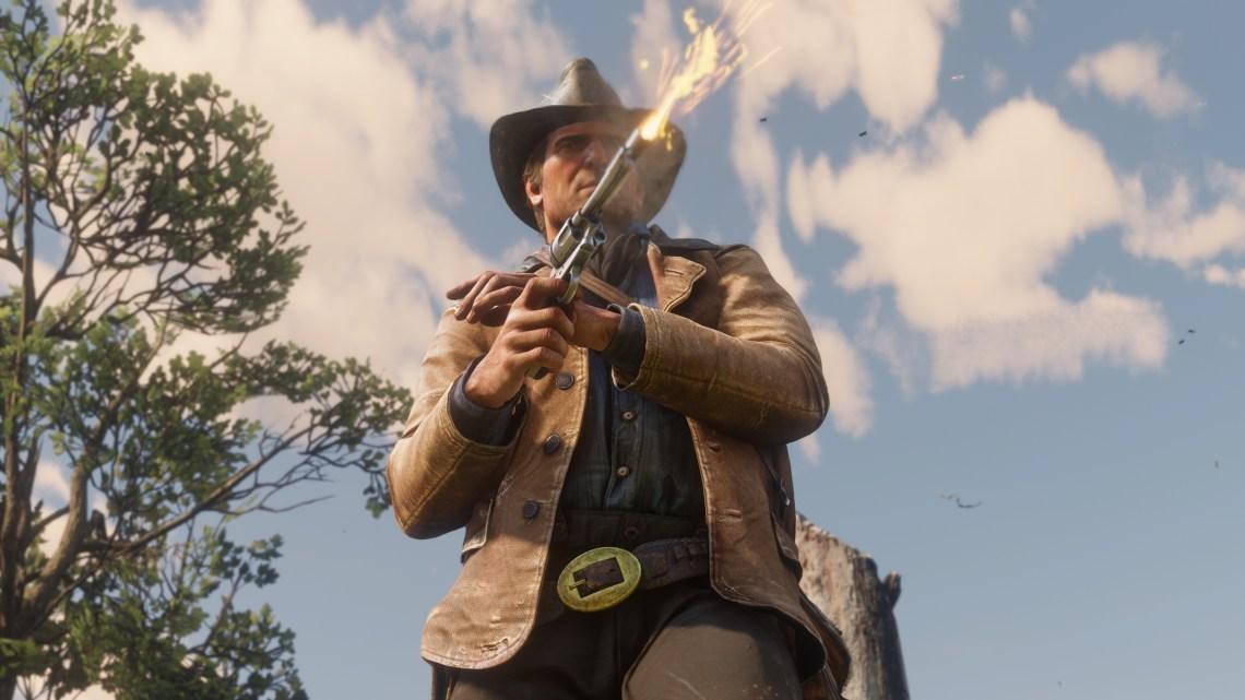 Red Dead Redemption II représentant du PC Master Race ?