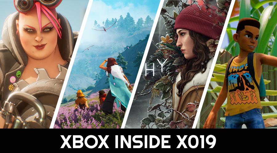 Dossier : Xbox Inside X019 Londres