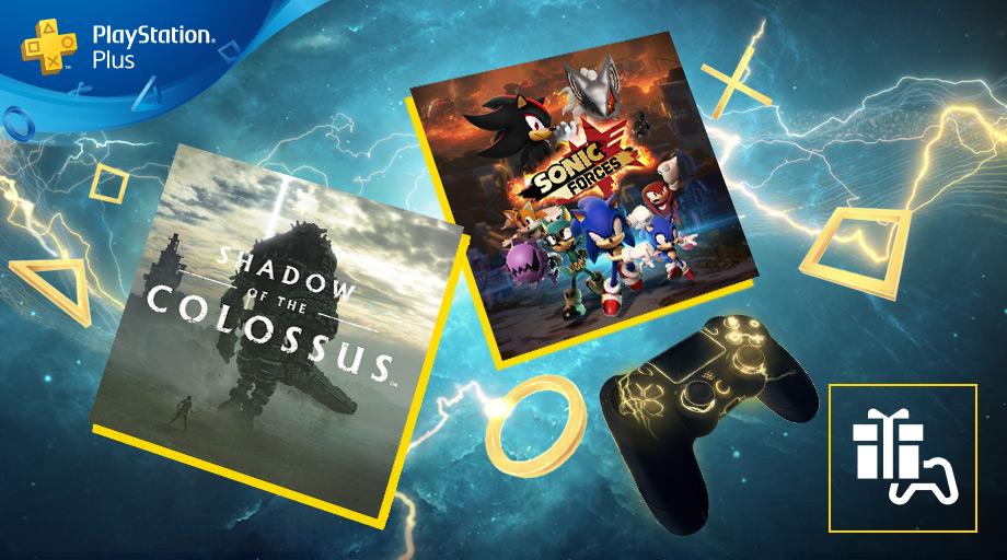 Jeux Playstation Plus mars 2020