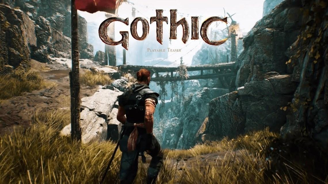 Gothic s'offre un remake