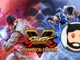 avis Street Fighter V Champion Edition