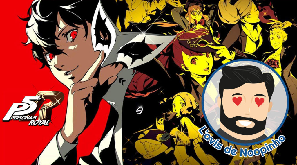 avis Persona 5 Royal