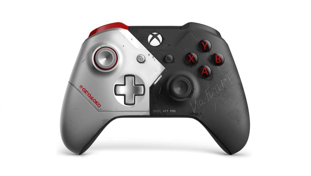 Cyperpunk 2077 Xbox manette
