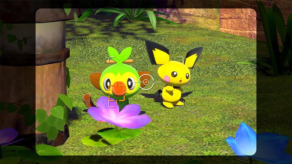 New Pokémon Snap dévoilé