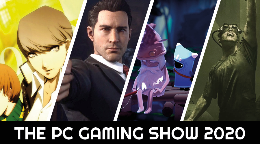 The PC Gaming Show 2020 : les informations essentielles