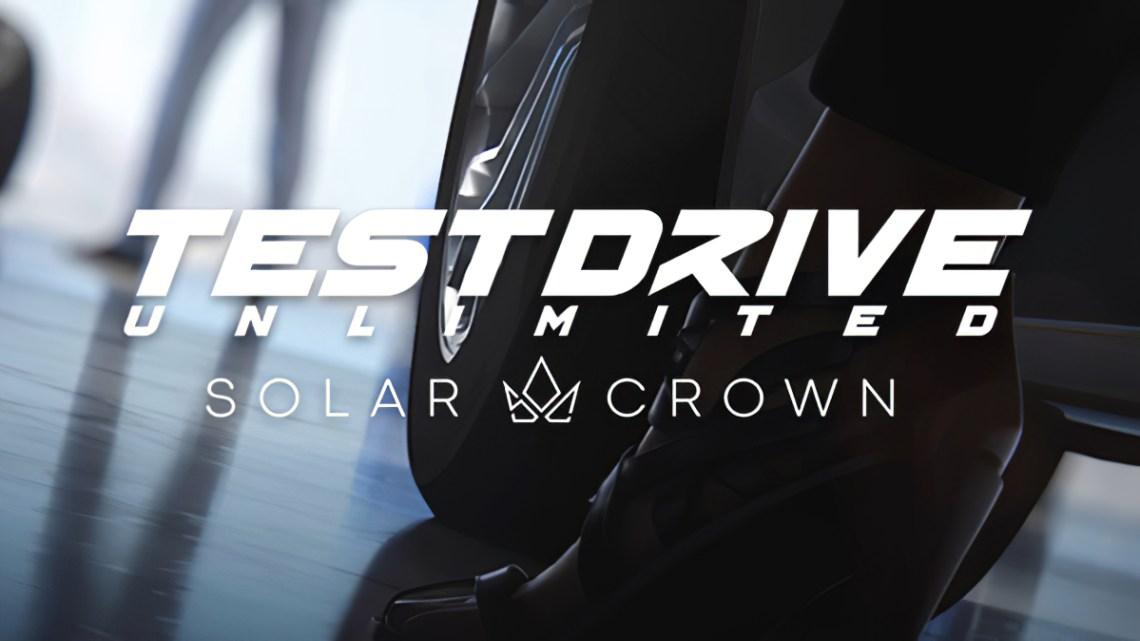 Test Drive de retour avec Test Drive Unlimited Solar Crown