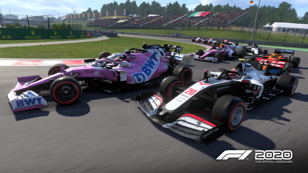 avis F1 2020
