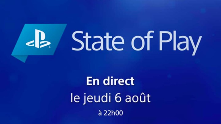 State Of Play du 6 août 2020 : les informations essentielles
