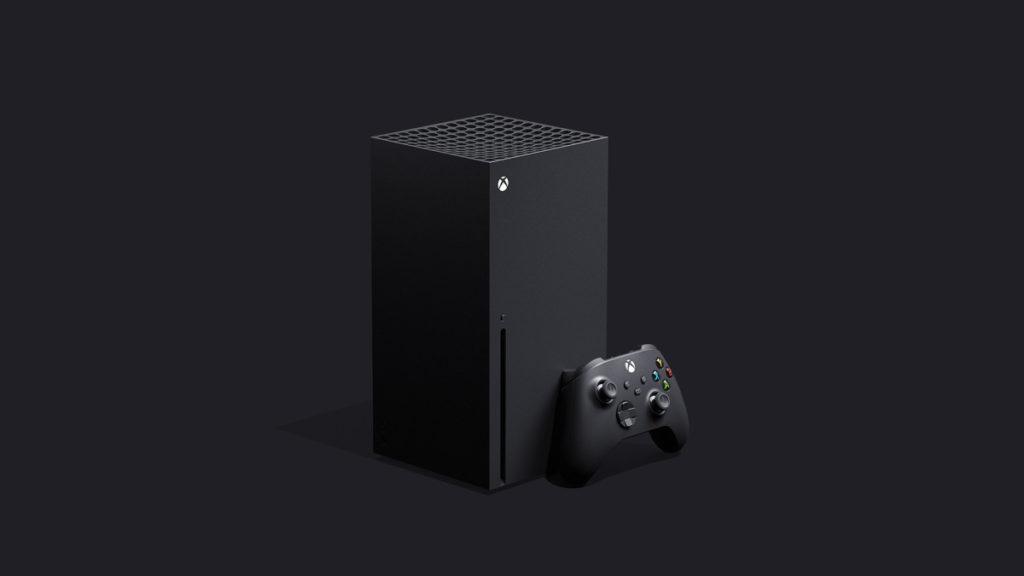 Xbox Series X novembre 2020