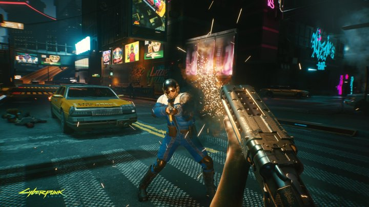 Cyberpunk 2077 présente son mode photo
