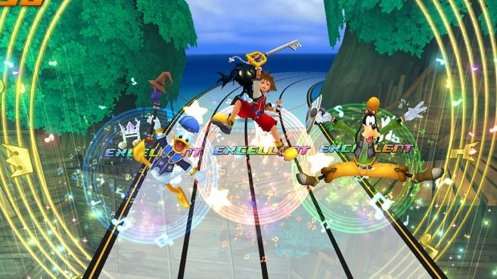 Kingdom Hearts Melody of Memory trouve une date de sortie