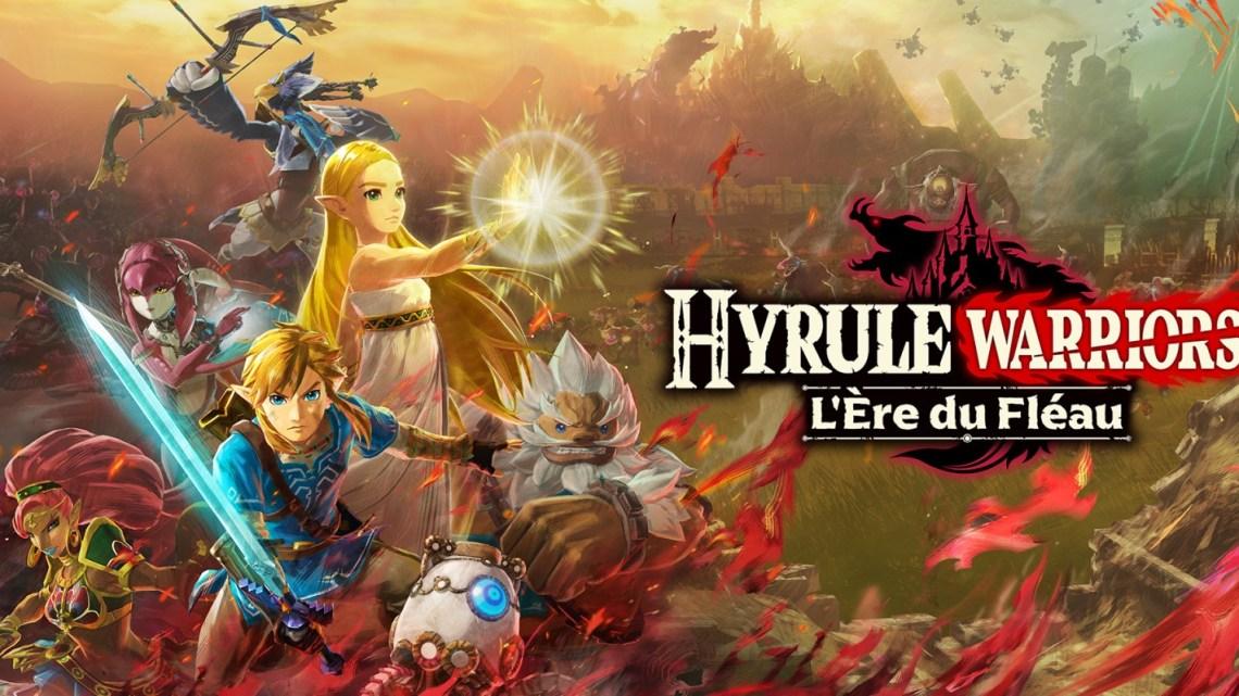 Nintendo présente Hyrule Warriors : L'Ère du Fléau