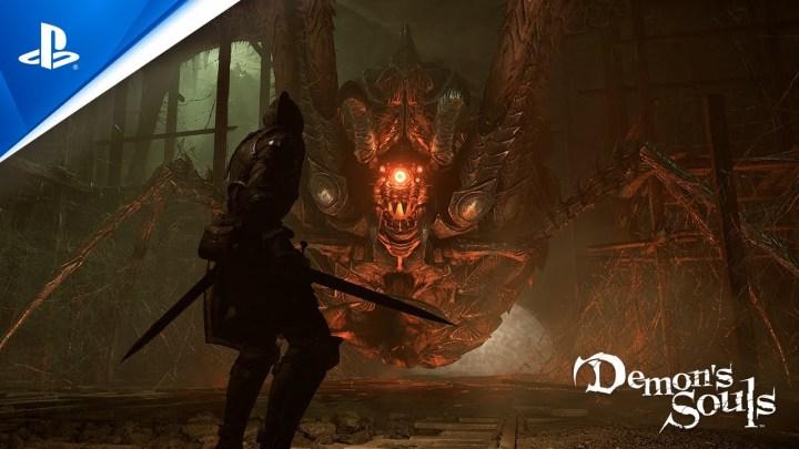 Demon's Souls dévoile du gameplay sur Playstation 5