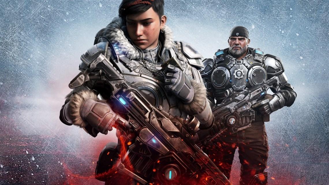 Un Trailer pour la version Xbox Series X/S de Gears 5