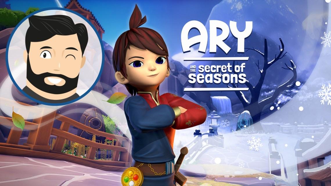 L'avis de Noopinho : Ary and The Secret of Seasons, un plateformer agréable mais imparfait