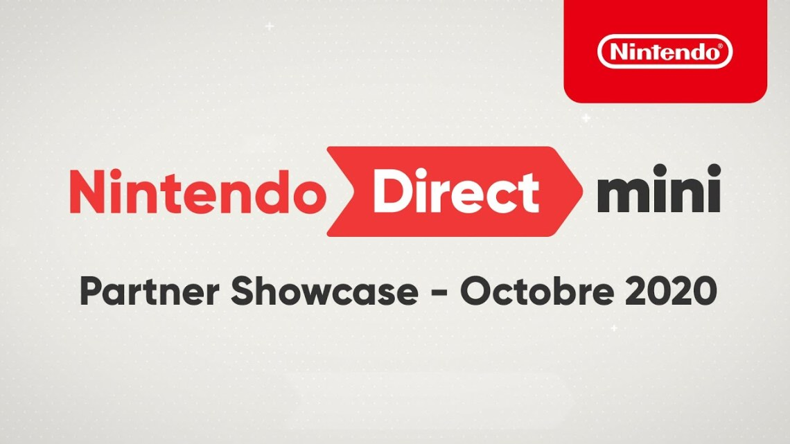 Nintendo Direct Mini : Partner Showcase du 28/10/2020 : les informations essentielles