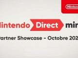 Nintendo Direct Mini octobre 2020