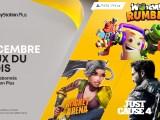 Playstation Plus décembre 2020
